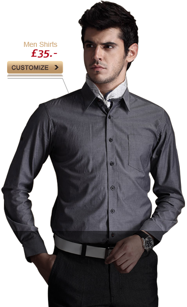 Tailored shirts for men made to measure shirts online for Tailor made shirts online