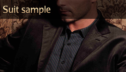 FREE SUIT SAMPLE Of Custom Suits